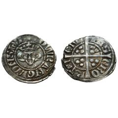 Edward I Ar Penny. York Mint