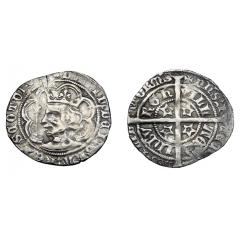 Scotland David Ii Ar Groat