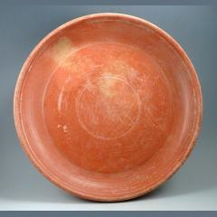 Roman North African Red Ware Terracotta Dish